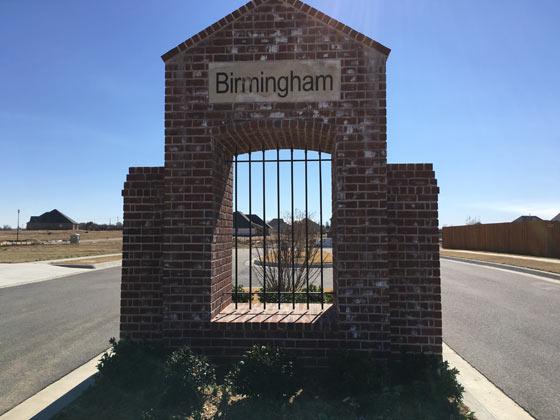 Birmingham   Yorktown Community   Tulsa